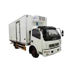 Dongfeng 5 ton 6ton refrigerated truck