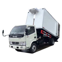 Dongfeng 5 ton Pollution free treatment truck