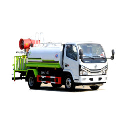 Dongfeng 5000 liter Fog cannon water spray truck