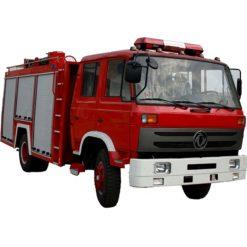 Dongfeng 6 ton Foam fire truck