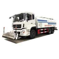 Dongfeng 6x4 16 ton Street high pressure washing truck
