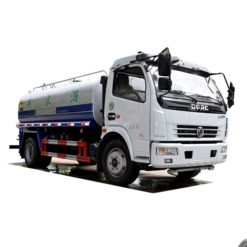 Dongfeng 8 ton water tank truck