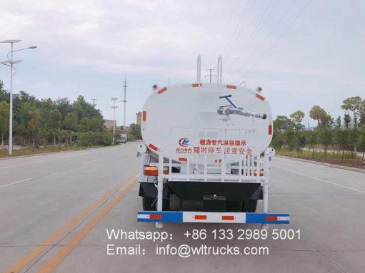 Dongfeng 8 ton water trucks