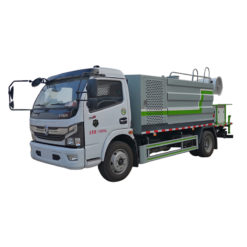 Dongfeng 8000 liter 60m disinfection vehicle