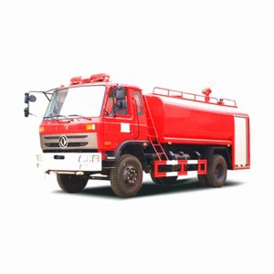 Dongfeng 8000 liter to 12000 liters fire water truck