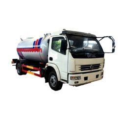 Dongfeng 6000liter lpg gas truck