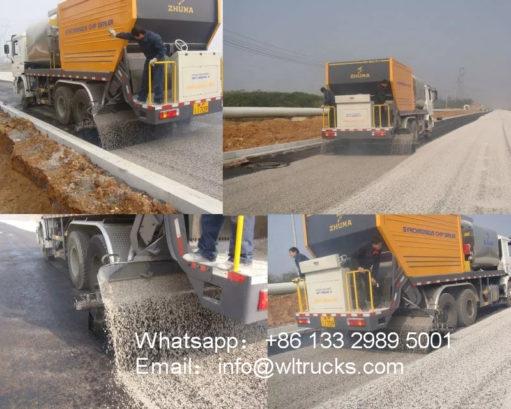 Dongfeng Asphalt sealer truck