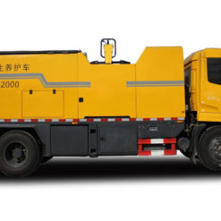 Dongfeng asphalt Road pothole Hot regeneration repair truck
