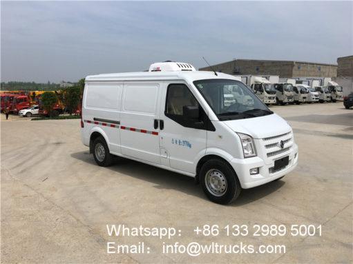 Dongfeng refrigerator trucks