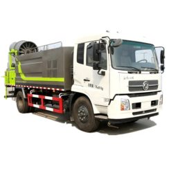 Dongfeng tianjin 12000liter 80m to 120m mobile disinfection vehicles