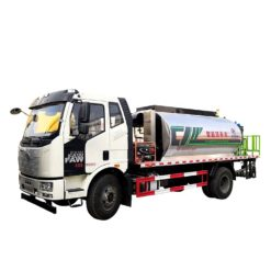 FAW 10000L to 12000L municipal asphalt patch truck