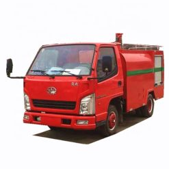 FAW mini water tower fire fighting truck