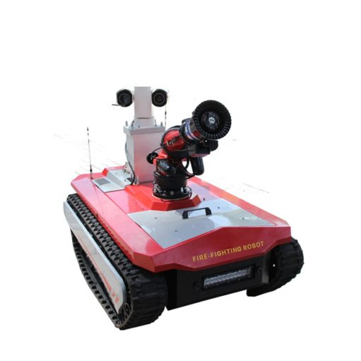 Fire fighter rescue robots