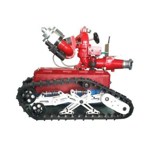Fire rescue robot