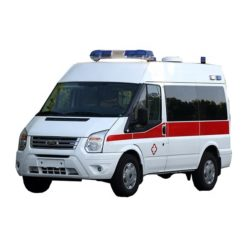 Ford Negative Pressure Isolation Ambulance car