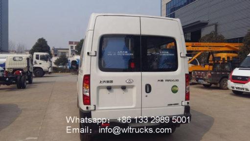 Ford ambulance vehicle