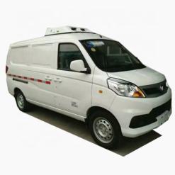Forland jiatu 2.5m3 mini fridge truck