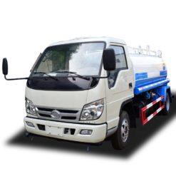 Foton 3000 liter mini water truck