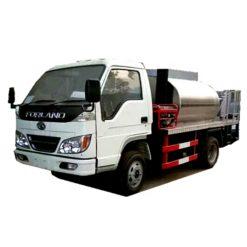 Foton 4000liters mini asphalt truck