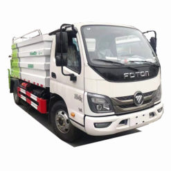 Foton 5000 liter mobile Disinfection truck