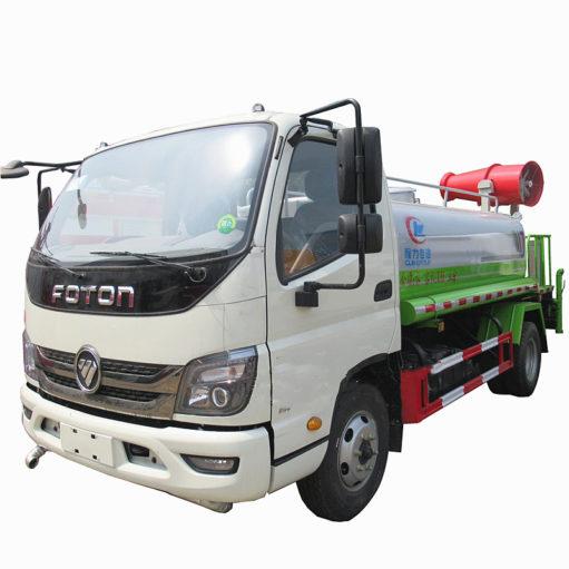 Foton 5000l Dust suppression truck