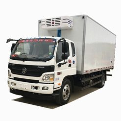 Foton Aumark 8 ton 20ft refrigerator trucks