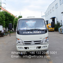 Foton Dust suppression trucks