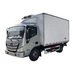 Foton aumark 5ton to 6ton refrigerator freezer truck