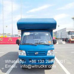 Foton food truck