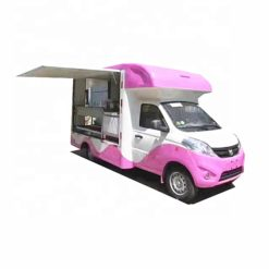 Foton small mobile food truck
