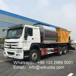 HOWO Asphalt Spraying Truck