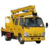 ISUZU 12m 14m 16m aerial working platform truck
