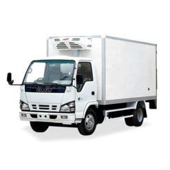 ISUZU 5ton to 6ton refrigerator trucks