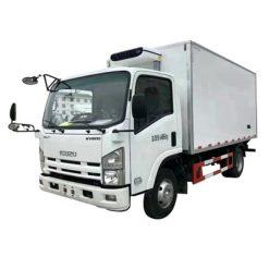 ISUZU ELF 5ton to 6ton refrigerated van box truck