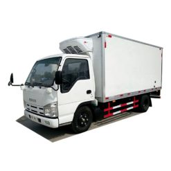 ISUZU elf 3 ton medical waste transit truck