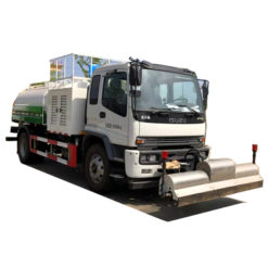 ISUZU ftr 10 ton high pressure cleaning truck
