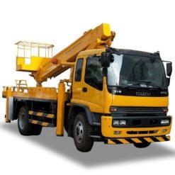 ISUZU ftr 20 m to 38 m aerial platform truck
