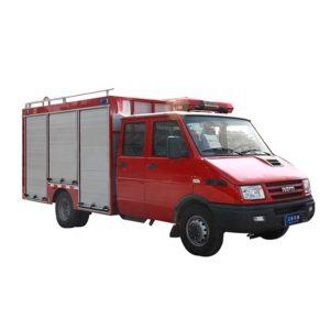 IVECO 2000liter Rescue Fire Truck