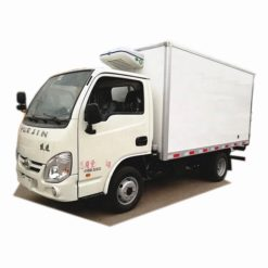 IVECO Yuejin 2ton mini Medical waste truck