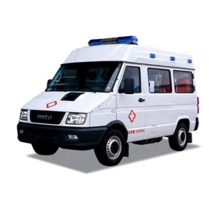 Italy iveco icu ambulance emergency rescue vehicle