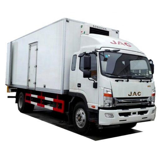 JAC 10 ton to 15ton refrigerator freezer truck