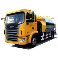 JAC 15 ton asphalt distributor bitumen spray truck