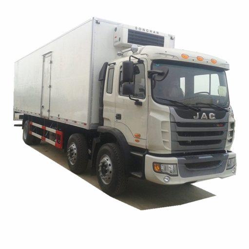 JAC 16 ton to 20ton MeatVegetableFruit Refrigerator Truck