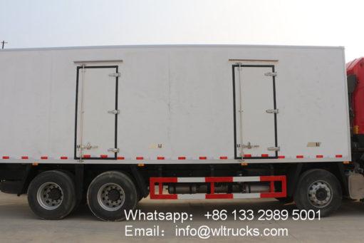 JAC 30 ton refrigerator truck