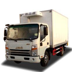 JAC 5ton to 6ton cold storage truck