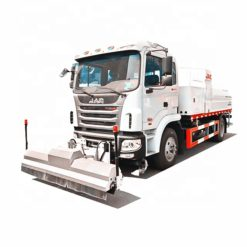 JAC 8500 liter road high pressure washing truck