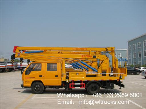 JMC 12m aerial platform truck