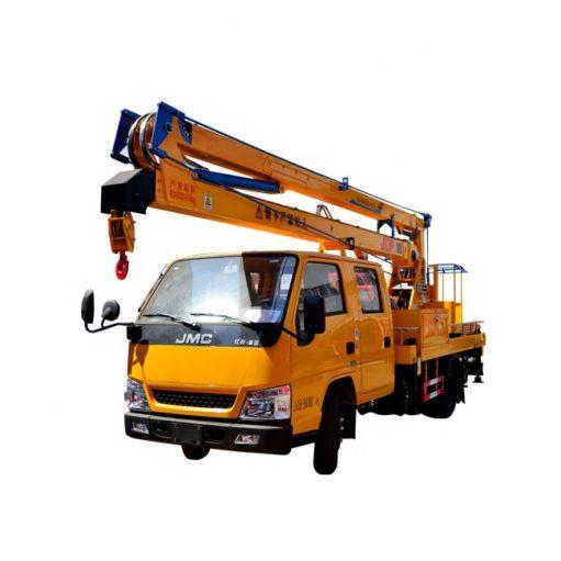JMC 12m to 14m aerial platform truck