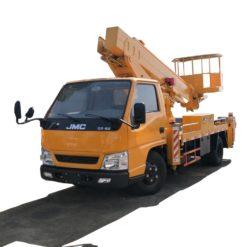JMC 14 meter to 16 meter Straight arm aerial platform truck