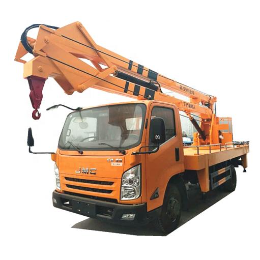 JMC 18m aerial working platform truck